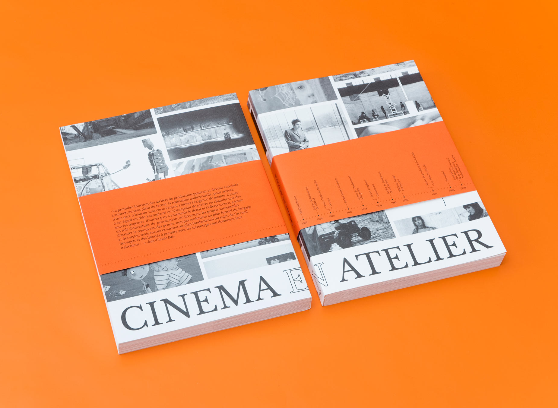 Case: Cinema En Atelier
