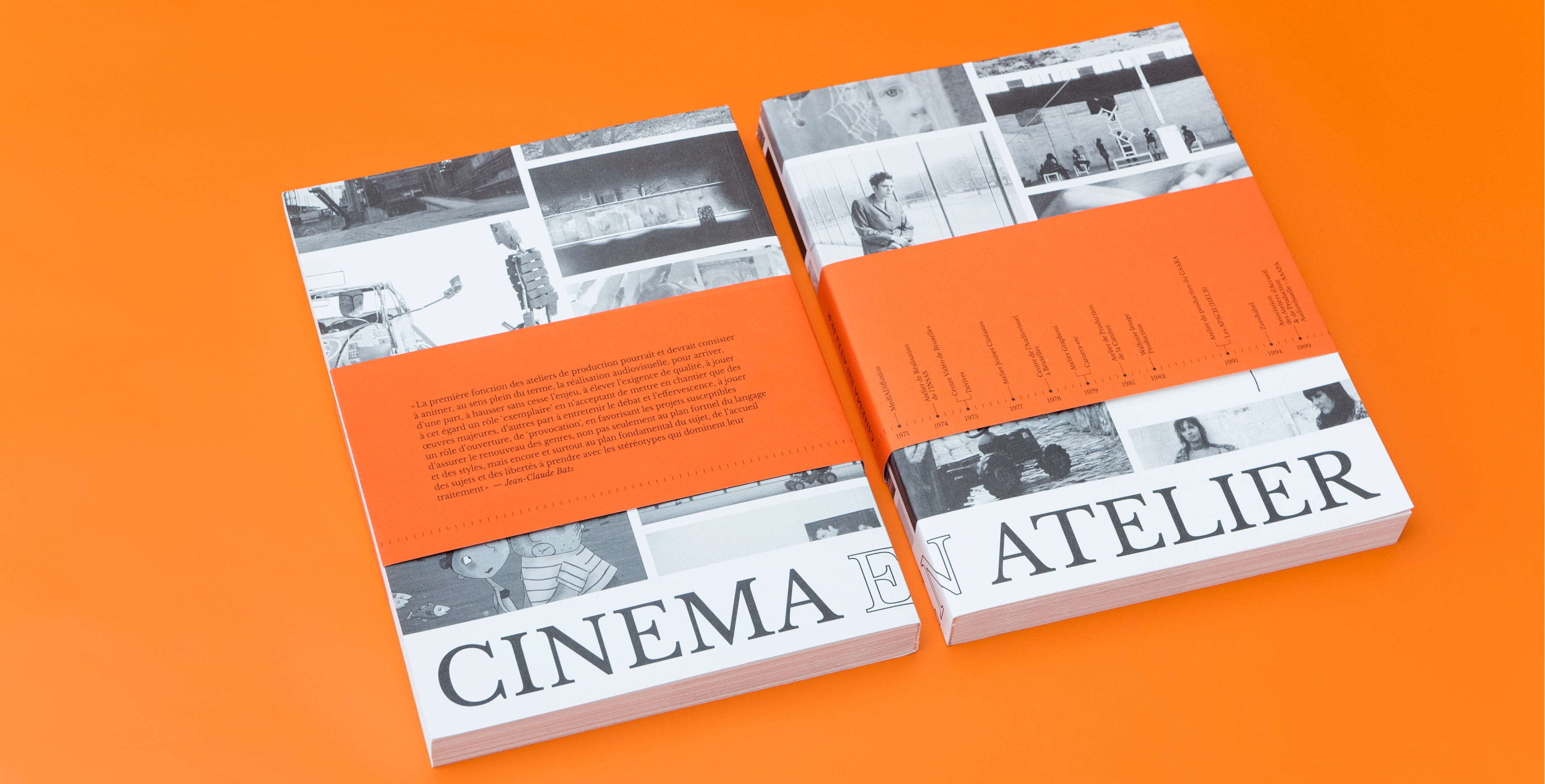 Cinema en Atelier Publication